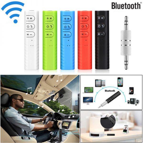 Adaptor Bluetooth AUX Jack 3.5