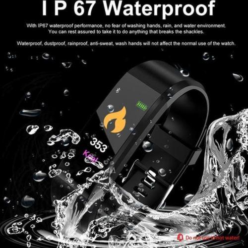 pantofi de alergare outlet online magazin de reduceri Bratara Fitness Smart VIN67 - IVN Shop